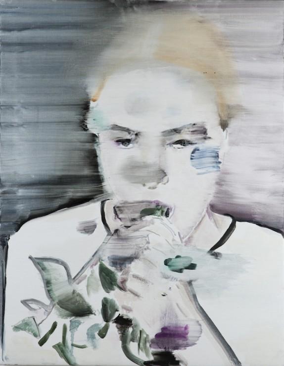 Imagination, oil on canvas, 90x70, 2017