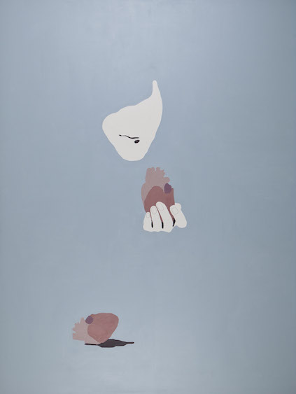 Heart eater, acrylic on canvas, 150x200, 2012