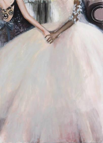 Scylla and Circe, acrylic on canvas, 165x120, 2012